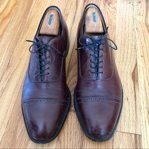 Johnston & Murphy Aldrich II Cap Toe Dress Shoe